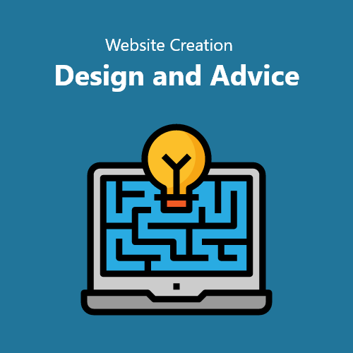 Website Creation Design and Advice