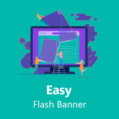 Easy Flash Banner
