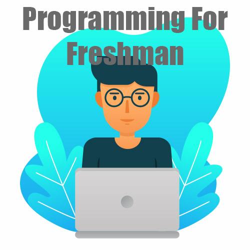 Programming for Freshman